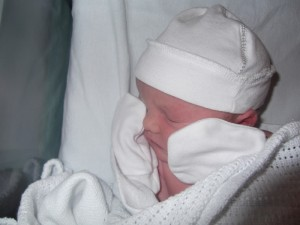 Sophia was born four months after we moved on 8th November 2012 weighting 7lb and 3oz
